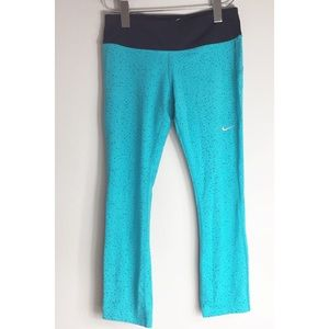 Nike Dri-Fit running Capri Small